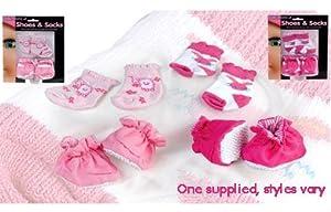 Dolls World Shoes And Socks Assortment