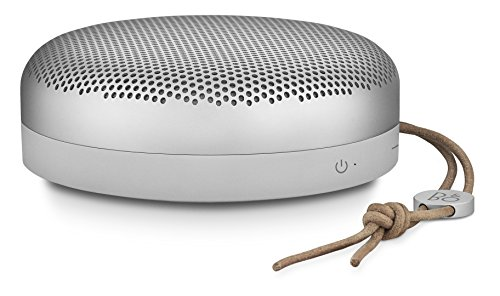 B&O PLAY by Bang & Olufsen Beoplay A1 Bluetooth Speaker – Natural