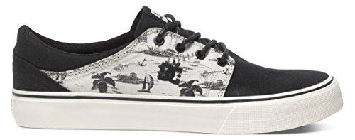 DC ShoesDC Herren Schuhe Trase SP - Scarpe da Skateboard Uomo , Nero (Schwarz (BR AST-Hawaii Boys BCA)), 44.5 EU