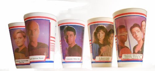10-star-trek-tng-icee-cups-from-1987-2-sets-by-icee
