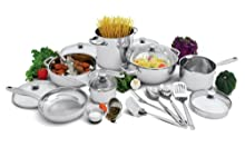Wolfgang Puck 20 Piece Cookware Set