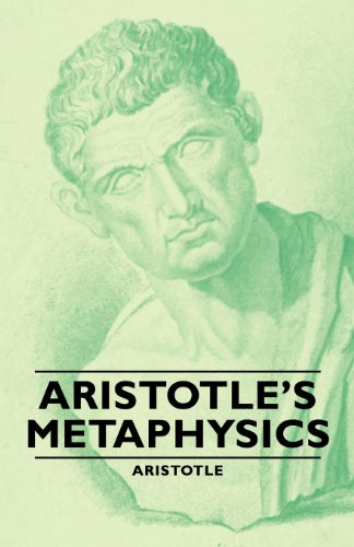 Aristotle - Aristotle's Metaphysics