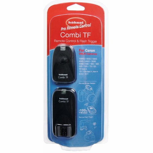 hahnel Combi TF Wireless Remote Control & Wireless 