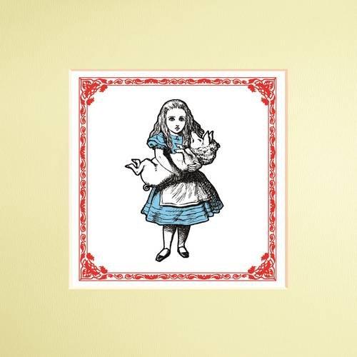 The Macmillan Alice: Alice Print