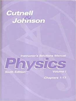 physics by john cutnell and kenneth johnson pdf