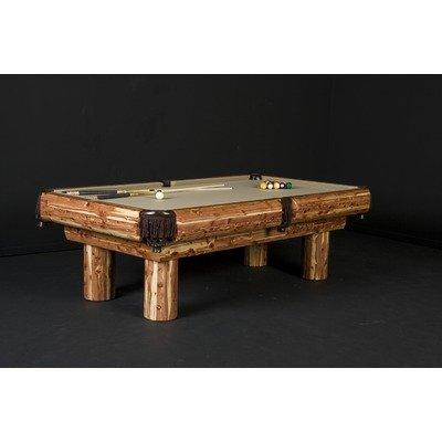 Prices Deals Of Red Cedar Ponderosa Pool Table Felt Color Black - Ponderosa pool table