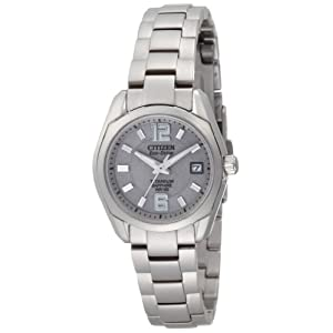 Citizen Women's EW2100-51A Eco Drive Titanium Watch