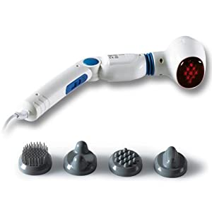 Beurer MG40 Infrared Massager With Rotating Head