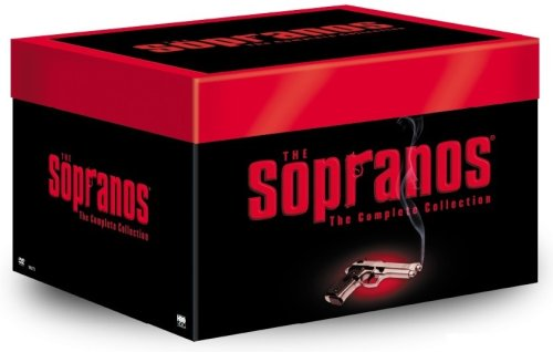 The Sopranos: Complete HBO Seasons 1-6 Box Set