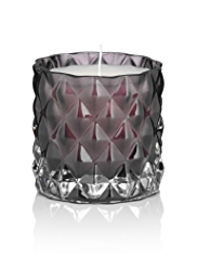 Multi-Faceted Filled Candle