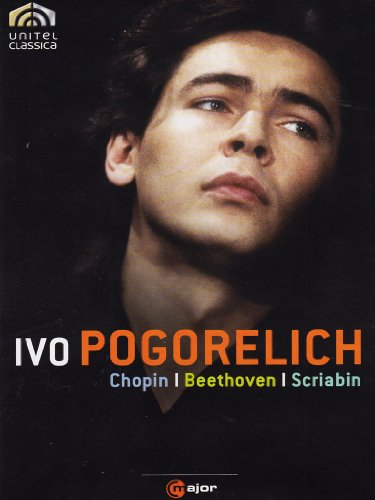 Ivo Pogorelich Piano Recital (Works By Chopin/ Beethoven/ Prokofiev/ Scriabin) [DVD] [1986] [2010]