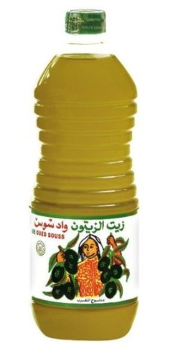 Oued Souss Moroccan Olive Oil 2lt by 