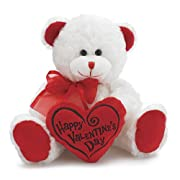 Happy Valentines Day Plush Teddy Bear