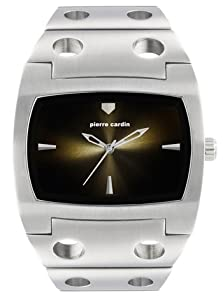 Stainless Steel Water Resistant to 50 Metres Graduated Black Dial