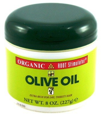 Organic Root Stimulator Olive Oil 237 ml Jar (Case of 6)
