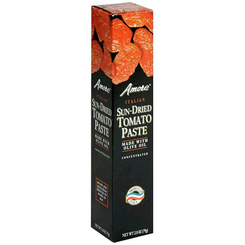 Buy Amore Paste Sun-Dried Tomato, 2.8 Ounce Unit (Pack of 6) (Amore Paste, Health & Personal Care, Products, Food & Snacks, Condiments Sauces & Spreads, Sauces)