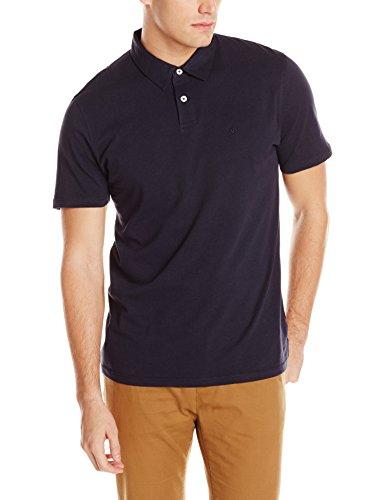 Volcom Wowzer Polo-T-shirt  Uomo    Blu Blue (Navy) S