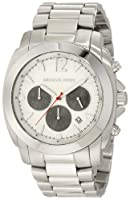 Michael Kors Men's MK8242 Cameron Silver Watch by Michael Kors
