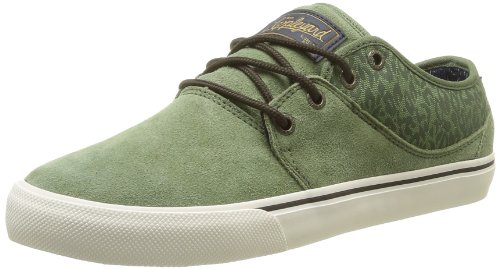 Globe Men's Mahalo Technical Skateboarding Shoes Green Grün - Vert (19601) 45