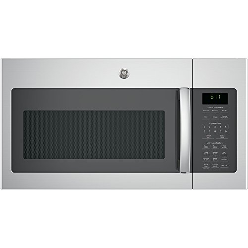 GE 1.7 Cu. Ft. Stainless Steel Over-The-Range Microwave Oven (Ge Small Oven Rack compare prices)