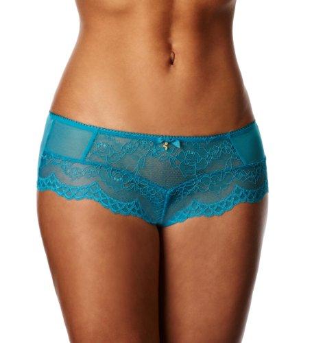 Gossard Superboost Lace Hot Teal Short Women's