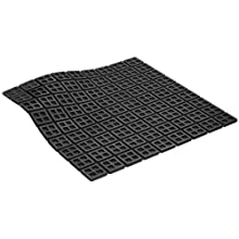"Mason R18X18MSW Mini Super W Natural Rubber Vibration Isolation Pad, 18"" Length x 18"" Width x 3/8"" Thick"