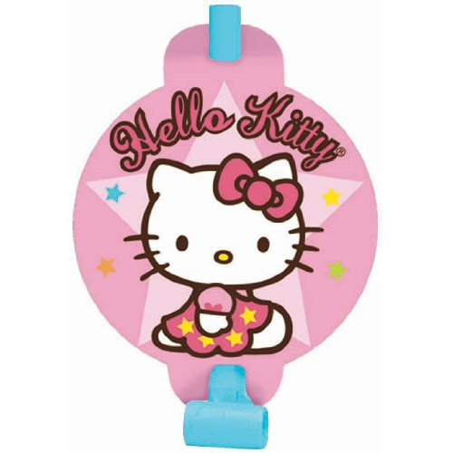 Hello Kitty 'Balloon Dream' Blowouts / Favors (8ct)