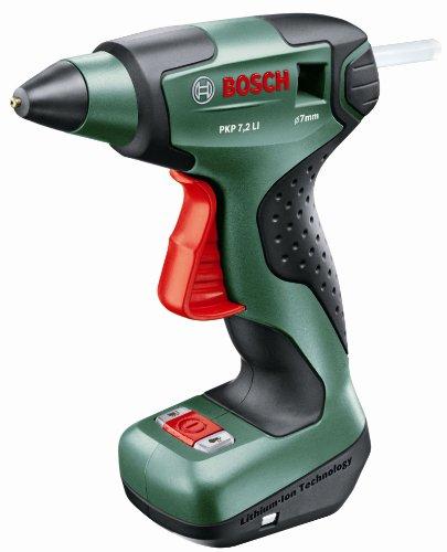 Bosch PKP 7.2 LI Cordless Lithium-Ion Glue Gun