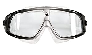 Aqua Sphere Seal Swim Mask (Clear Lens/SilverBlack)
