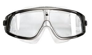 Aqua Sphere Seal Swim Mask (Clear Lens/SilverBlack)