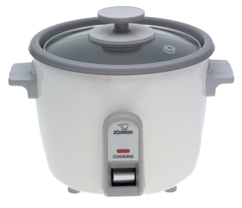 Zojirushi NHS-06 3-Cup Rice Cooker