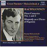 Rachmaninov: Piano Concertos Nos. 1 and 2, Rhapsody on a Theme of Paganini