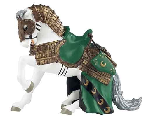 Oriental Knight's Horse