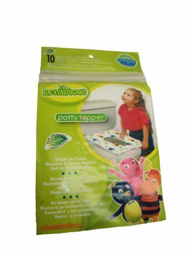 The Backyardigans Potty Topper On-the-Go (10 Units)
