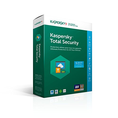 Kaspersky Total Security 2017 3U 2017