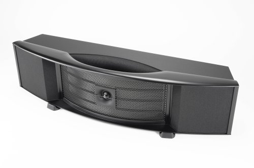 MartinLogan Matinee Center Channel Electrostatic Speaker (Single, Black)