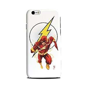 Iphone 6 plus/ Iphone 6s Plus Designer Printed Case & Covers (Iphone 6 plus/ Iphone 6s Plus Back Cover) - Superhero Flash