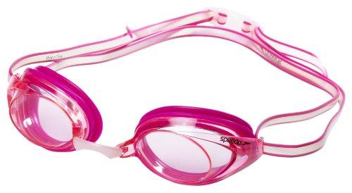 Speedo Junior Vanquisher 2.0 Goggle, Pink