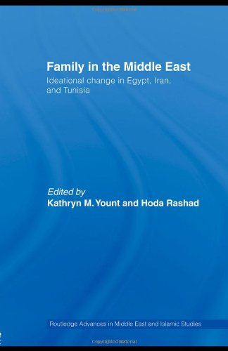 Family in the Middle East: Ideational change in Egypt, Iran and Tunisia (Routledge Advances in Middle East and Islamic S