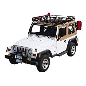Garvin 34087 Jeep Expedition Roof Rack