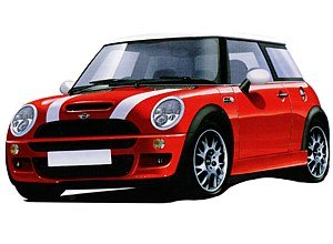 Fujimi 1/24 Mini Cooper S 'John Cooper Works'