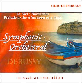 Classical Evolution: Claude Debussy