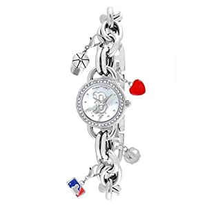 Game Time Women's MLB-CHM-BOS Charm MLB Series Boston Red Sox