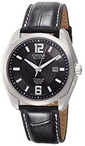 Citizen Men's BM7080-03E Eco Drive Strap Watch