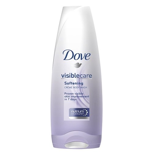 Dove Bodywash Visible Care Softening 200 ml (Pack of 6)
