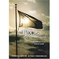 Texas in Her Own Words