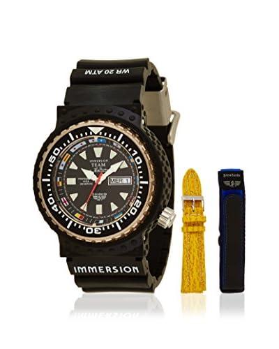 Inmersion Reloj de cuarzo + Correa Man Stendardo Team  42 mm
