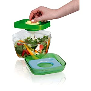 Photo of Fresh & Fit Salad Shaker