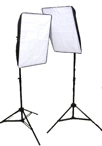 Micansu SS7050 Continuous Super Softbox studio kit fot Digital and Video Lighting