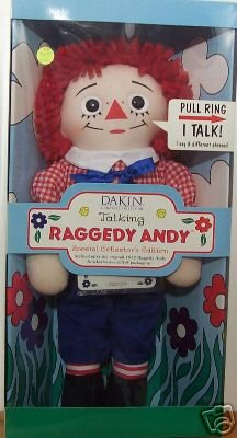 Talking Raggedy Ann - Special Collectors Edition